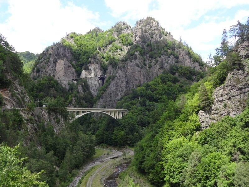 Rumunské Hory – Fagaraš