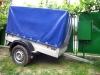 Prívesný vozík na prenájom 10 €/deň