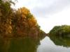 Jeseň na malom Dunaji