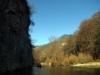 Rieka Nera, Rumunsko