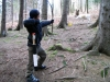 3D lukostrelecké preteky Varín 28.12. 2013