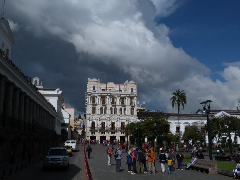 Ekvador - Švajčiarsko Južnej Ameriky