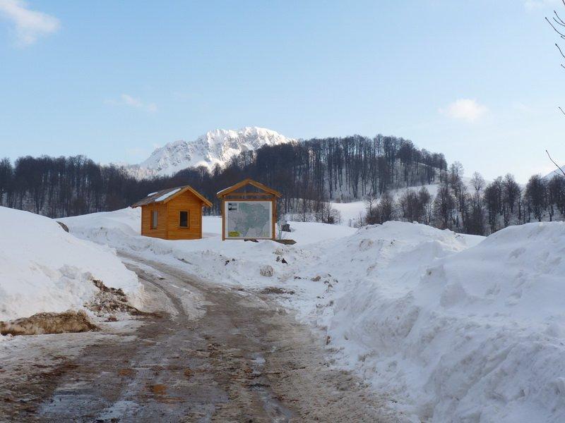 Expedícia do hôr Sarajevských