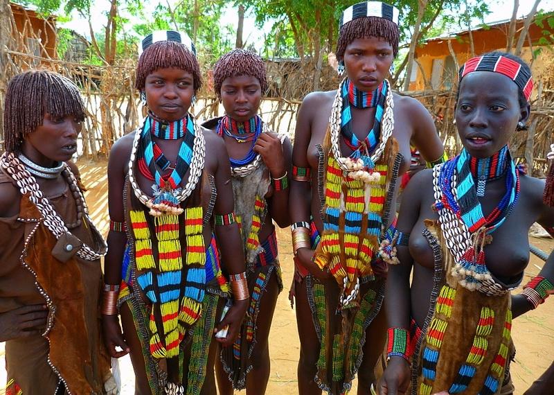 Veľké africké topánočky