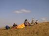 Paraglajding na Hradisku (347,0 m.n.m.)