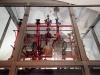 Hodzinový stroj na meskej veži v Trnave