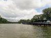 Starý Dunaj na kánoe